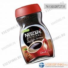 Растворимый кофе: Nescafe Original 100 гр