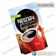 Растворимый кофе: Nescafe Original 200г Refill.