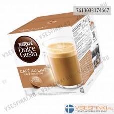 Cafe Au Lait Nescafe Dolce Gusto 16