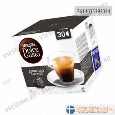 Nescafe Dolce Gusto Espresso Intenso 30шт