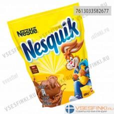 Какао Nestle Nesquik 400 гр