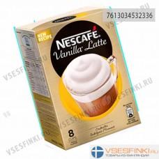 Растворимый кофе: Nescafe 148гр Cafe Vanilla