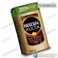 Растворимый кофе: Nescafe Kulta 300г Refill. Цена