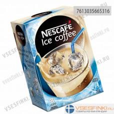 Кофейный напиток: Nescafe Ice Coffee 8шт