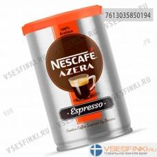 Растворимый кофе: Nescafe Azera Espresso 100гр
