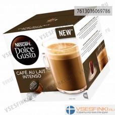 Nescafе Dolce Gusto Cafе au Lait Intenso 16шт