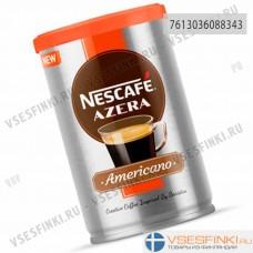 Растворимый кофе: Nescafe Azera Americano 100гр