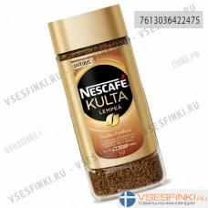 Растворимый кофе: Nescafе Kulta Lempeа 100гр