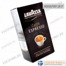 Молотый кофе: Lavazza 250г Espresso. Купить кофе