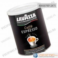 Молотый кофе: Lavazza Espresso 250 гр