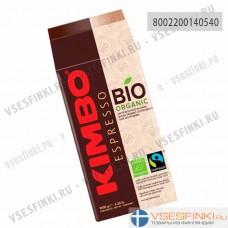 Кофе в зернах: Kimbo Bio Organic 1кг