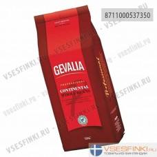 Кофе в зернах: Gevalia Continental 1кг