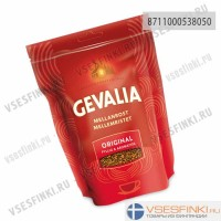 Растворимый кофе: Gevalia Original 200гр.