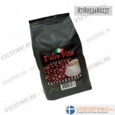Кофе в зернах: Dolce Vita Espresso 1кг