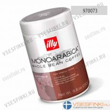 Кофе в зернах: Illy Monoarabica Guatemala 250гр