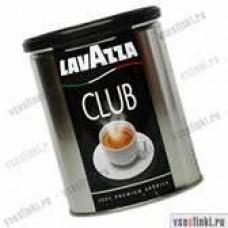 Молотый кофе: Lavazza Club 250г ж/б.