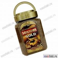 Растворимый кофе: Mirador Gold ст/б 500гр