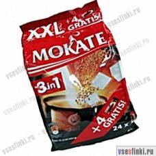Растворимый кофе: Mokate 3в1 XXL Extra Quality
