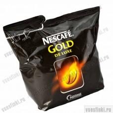 Растворимый кофе: Nescafe Gold De-Luxe 250гр. Цена