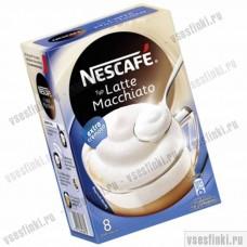Растворимый кофе: Nescafe 144г Latte Macchiato
