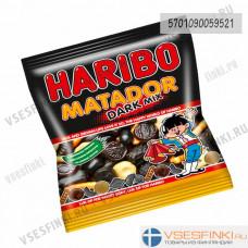 Ассорти конфет HARIBO Matador Dark Mix 270гр