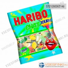 Ассорти конфет HARIBO Chatzourr 135 гр
