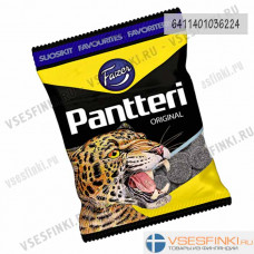 Салмиачные конфеты FAZER Pantteri 180 гр