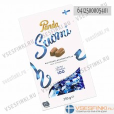 Шоколадные конфеты Panda Suomi 250 гр