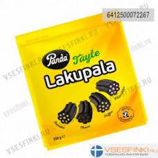 Лакричные конфеты Panda (4 вкуса) 250гр