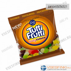 Ассорти конфет FAZER Tutti Frutti 170гр