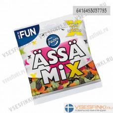 Жевательный мармелад FAZER Assa Mix 280гр