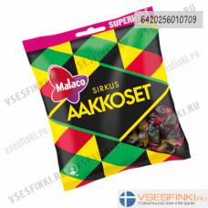 Конфеты Malaco Aakkoset Sirkus 315 гр