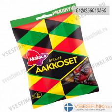 Ассорти конфет Malaco Aakkoset Sirkus MINI 120гр
