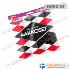 Салмиачные конфеты Malaco Aakkoset 180 гр