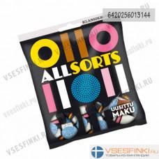 Лакричные конфеты Allsorts 300 гр