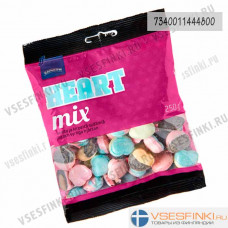 Ассорти конфет Rainbow Heart mix 250гр