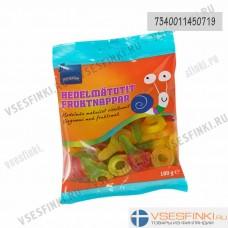 Ассорти конфет Rainbow Hedelmatutit 180 гр