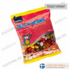 Ассорти конфет Rainbow Jelly beans 200гр