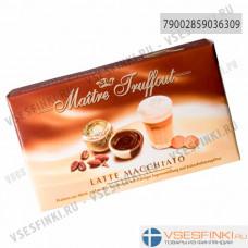 Шоколадные конфеты Maitre Truffout латте мачиато 84гр