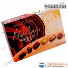 Шоколадные конфеты Maitre Truffout ассорти 180гр (с пралине)