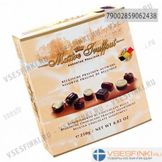 Шоколадные конфеты Maitre Truffout ассорти 250гр