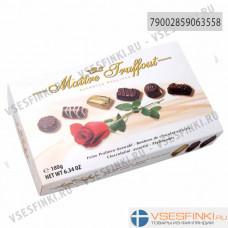 Шоколадные конфеты Maitre Truffout ассорти 180гр (ПН)