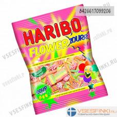 Ассорти конфет HARIBO Flowerzourr 125 гр