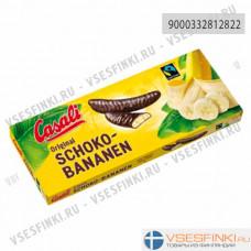 Суфле банановое Casali в шоколаде 300гр