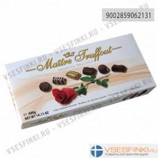 Шоколадные конфеты Maitre Truffout ассорти 400гр (Белая)
