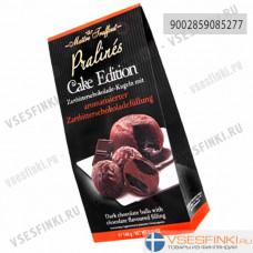 Шоколадные конфеты Maitre Truffout 148 гр (Темный)