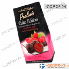 Шоколадные конфеты Maitre Truffout 148гр (Малина)