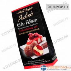 Шоколадные конфеты Maitre Truffout 148 гр (Клубника)