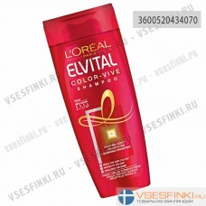 Шампунь L'Oreal для окрашенных волос 400мл