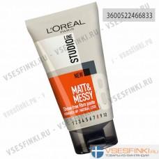Паста L'Oreal Paris матовая для укладки волос 150мл